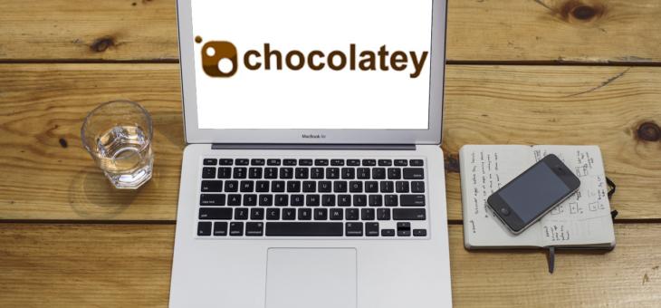 [ Windows ] Windowsにパッケージ管理システムの Chocolatey を導入する